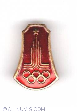 Moscow - Games of the XXII Olympiad 1980