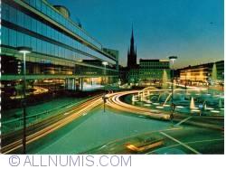Stockholm - Sergels torg (Sergel's Square) - GRAKO 130.448
