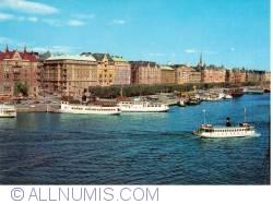 Stockholm - Strandvägen - GRAKO 130.428