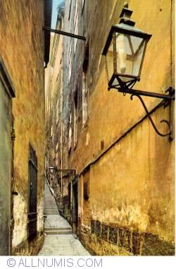 Stockholm -  Gamla stan (Old town)  - GRAKO 130.63