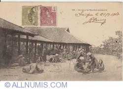 Image #1 of Saigon - Un coin de marché Annamite - 1907