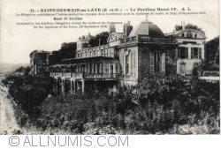 Imaginea #1 a Saint-Germain-en-Laye - Pavilionul Henri IV - Le Pavillon Henri IV