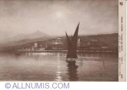 Image #1 of Salon d'hiver 1912 - Evian la nuit