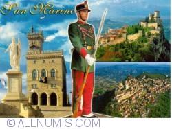 Imaginea #1 a San Marino - Guard of the Rock over The Guaita fortress
