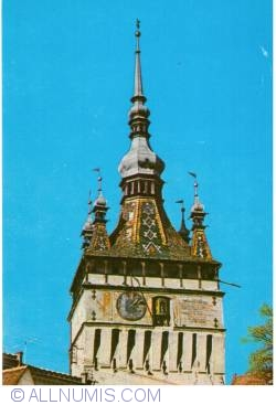 Image #1 of Sighisoara - The Clock Tower (1974)