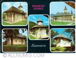 Image #2 of Suceava County - Historical Monuments (1982)