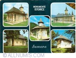 Image #2 of Suceava County - Historical Monuments (1979)