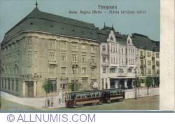 TIMISOARA-15 BULEVARDUL REGINA MARIA-1926
