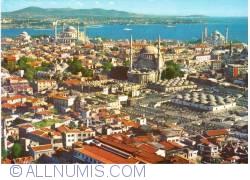 Image #2 of Istanbul - Hagia Sophia (Ayasofya). Blue Mosque