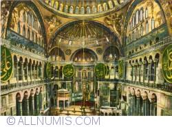 Image #2 of Istanbul - Hagia Sophia (Ayasofya). Interior