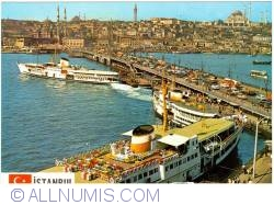 Image #1 of Istanbul - Galata Bridge