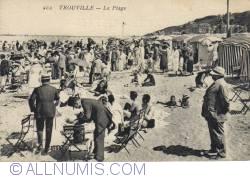Image #1 of Trouville - The beach - La plage