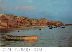 Image #1 of Kuzomen - view on the fisherman village - BELOMORIE 1973