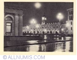 Image #2 of URSS -Mocow - Leningradsky station at night