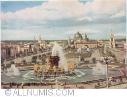 Image #1 of Moscow - Exhibition of Economic Achievements (Выставка экономических достижений) (1960)