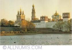 Image #2 of Moscow - Novodevichy Convent - Bogoroditse-Smolensky Monastery (Новоде́вичий монасты́рь, Богоро́дице-Смоле́нский монасты́рь) (1981)
