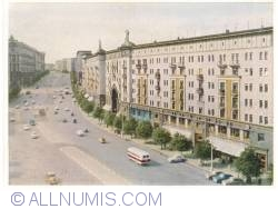 Image #2 of Moscow - Gorky Street (1961)