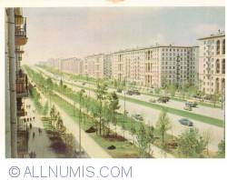 Image #2 of Moscow - Leninsky Avenue (Ле́нинский проспе́кт) (1961)