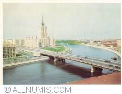 "Moscow - ""Novo Arbatsky"" Bridge (1961)"