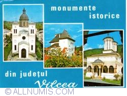 Image #2 of Valcea County - Historical Monuments (1981)