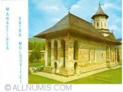 Image #1 of Vatra Moldoviţei Monastery (1976)