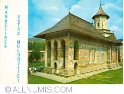 Image #1 of Vatra Moldoviţei Monastery (1972)