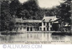 Image #1 of Versailles -  Hamlet of Marie-Antoinette. The Queen s house - Hameau de Marie-Antoinette. La maison de la Reine
