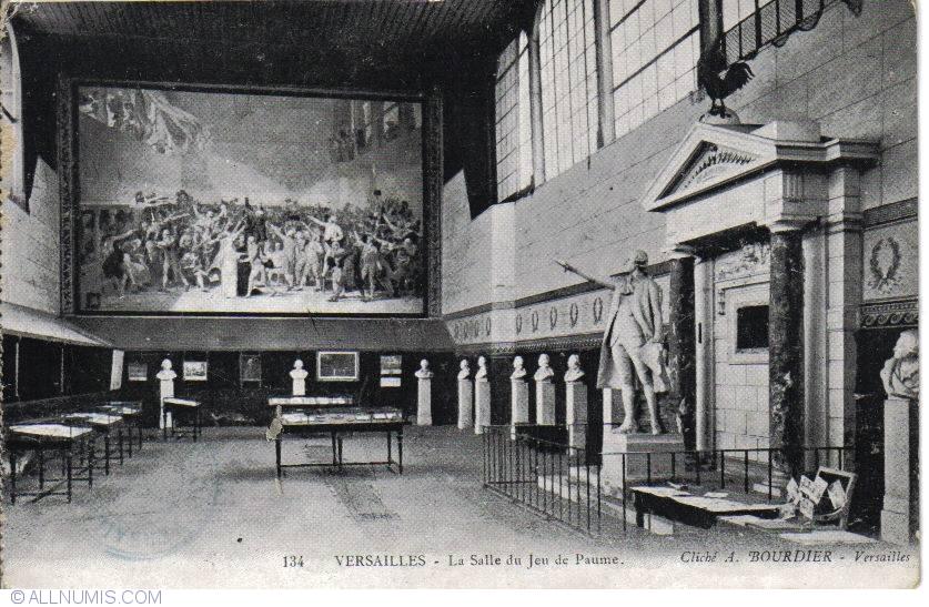 Versailles Royal Tennis Court La Salle Du Jeu De Paume