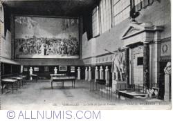 Versailles - Sala Jeu de Paume - La Salle du Jeu de Paume