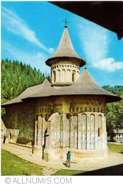 Image #1 of Voroneţ Monastery (1983)