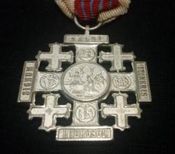 Medalha Prata Papa Leo XIII