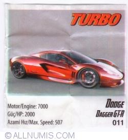 011 - Dodge Dagger GT-R