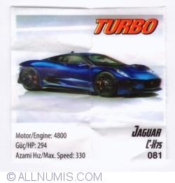081 - Jaguar C-K75