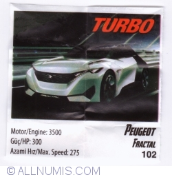 102 - Peugeot Fractal