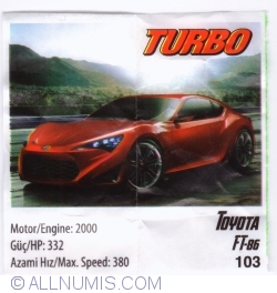Image #1 of 103 - Toyota FT-86