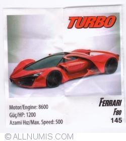Image #1 of 145 - Ferrari F80