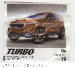 Image #1 of 19 - Kia Cross GT