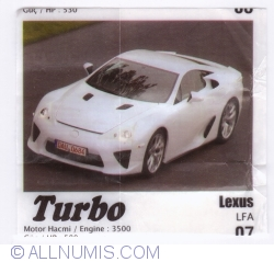 Imaginea #1 a 07 - Lexus LFA
