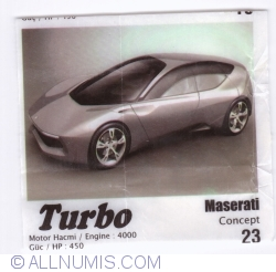 Image #1 of 23 - Maserati Concept