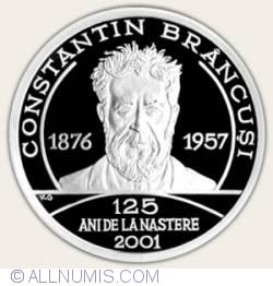 Imaginea #1 a 125ani de la nasterea lui Constantin Brancusi