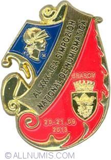 Image #1 of AL XXX-LEA SIMPOZION NAŢIONAL DE NUMISMATICĂ