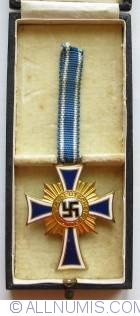 Image #2 of Cross of Honour of the German Mother (gold)
