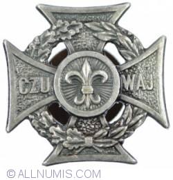 Polish Scouts Cross