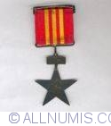 Imaginea #1 a Distinguished Service Decoration '11 September', Army, I Class for Senior Officers