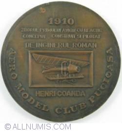 Imaginea #1 a Henri Marie Coandă - the Coandă-1910