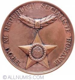 Image #2 of Nicolae Ceausescu – Hero of the Socialist Republic of Romania