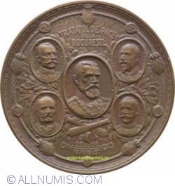"""Image #1 of """"Pacea de la Bucuresti"""" – Tratatul de Pace de la Bucuresti – 1913"""