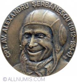Imaginea #1 a Ziua regimentului  Capitan aviator Alexandru Serbanescu (1912-1944)