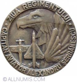 Imaginea #2 a Ziua regimentului  Capitan aviator Alexandru Serbanescu (1912-1944)