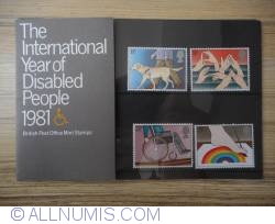 The International Year of Disabled People - 1981